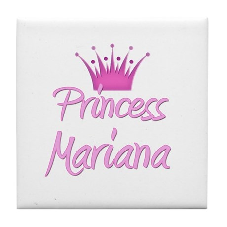 Princess Mariana Tile Coaster