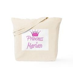 Princess Marian Tote Bag