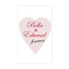 Bella and Edward Twilight Decal
