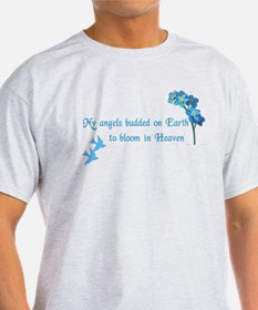 Angels Budded T-Shirt