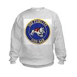 USS FIDELITY Kids Sweatshirt