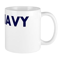 NAVY logo Mug