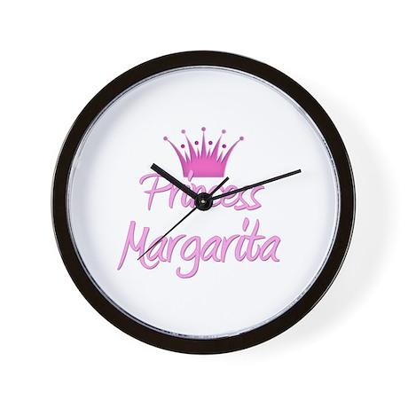 Princess Margarita Wall Clock