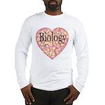 Love Biology Long Sleeve T-Shirt