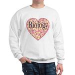 Love Biology Sweatshirt