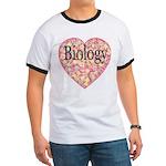Love Biology Ringer T