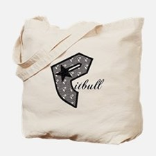 P Is For Pitbull Tote Bag