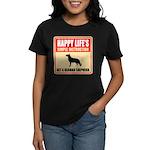 German Shepherd Dog Women's Dark T-Shirt