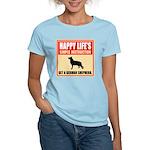 German Shepherd Dog Women's Light T-Shirt