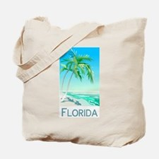 Florida Palms Tote Bag