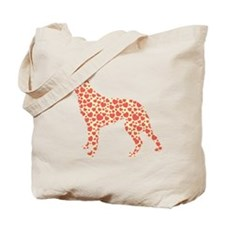 French Brittany Tote Bag