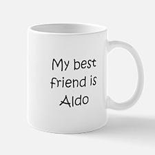 Unique Aldo Mug