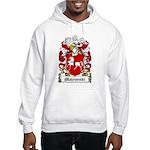 Majewski Family Crest Hooded Sweatshirt
