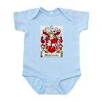 Majewski Family Crest Infant Creeper