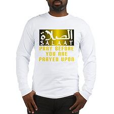 Salaat/Prayer Long Sleeve T-Shirt