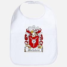 Michalski Family Crest Bib