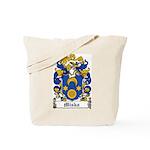 Miska Family Crest Tote Bag