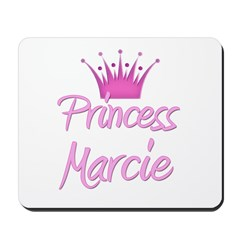 Princess Marcie Mousepad