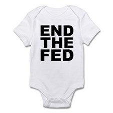 END THE FED Onesie