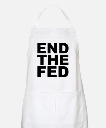 END THE FED BBQ Apron