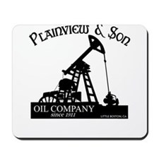 There Will Blood Plainview Mousepad