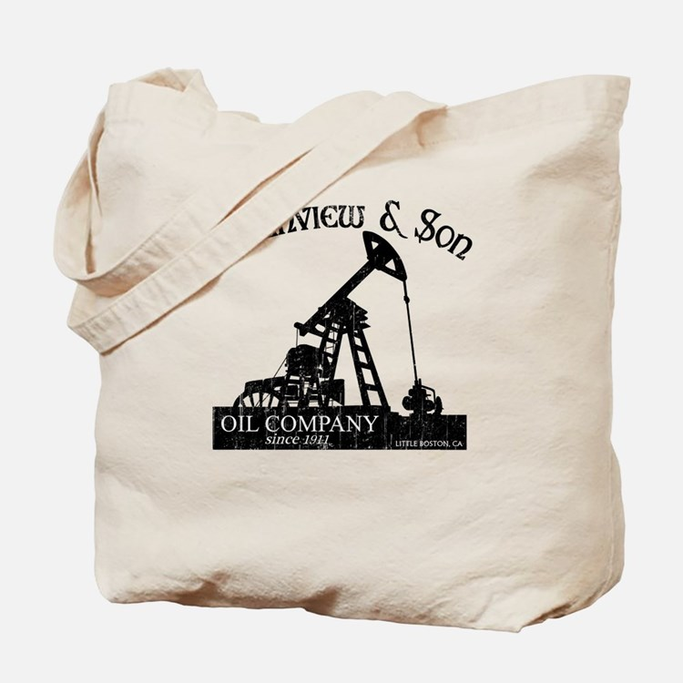There Will Blood Plainview Tote Bag