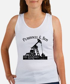 There Will Blood Plainview Women's Tank Top