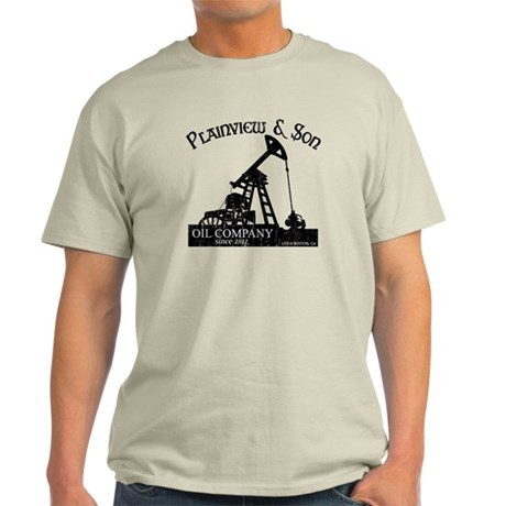There Will Blood Plainview Light T-Shirt