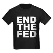 END THE FED T