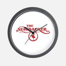 Cute Nutcracker Wall Clock