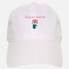 SuperJenna Baseball Baseball Cap