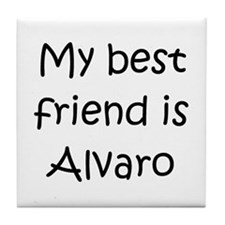 Alvaro Tile Coaster