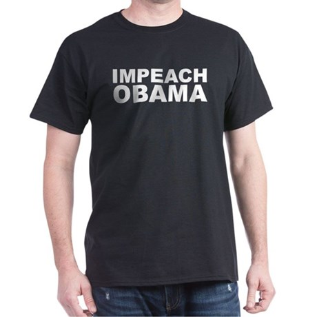 IMPEACH OBAMA Dark T-Shirt
