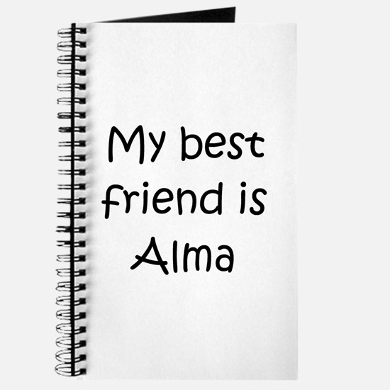 Cute Alma Journal