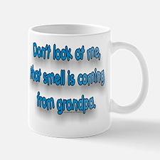 GRANDPA SMELLS Mug