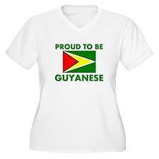 Proud Guyanese T-Shirt