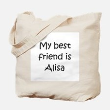 Cute Alisa Tote Bag