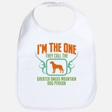 Greater Swiss Mountain Dog Bib