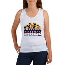 Tartan Specials (wbc-girls) Women's Tank Top