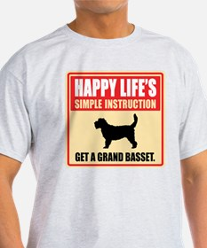 Grand Basset Griffon Vendeen T-Shirt