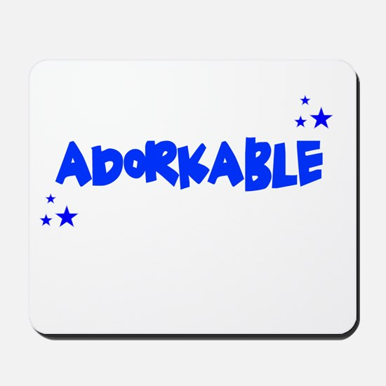 Adorkable Mousepad