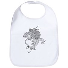 Unique Bearded dragon Bib