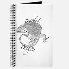 Unique Bearded dragon Journal