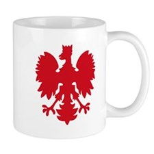 polish eagle Small Mug