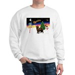 XmasSigns/Newfie Sweatshirt