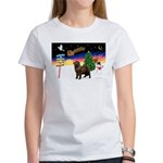 XmasSigns/Newfie Women's T-Shirt