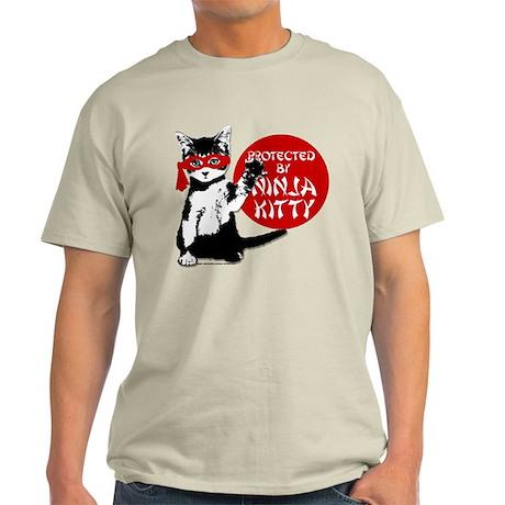 Ninja Kitty! Light T-Shirt