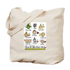 The Oz Gang Tote Bag