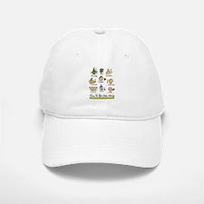 The Oz Gang Baseball Baseball Cap