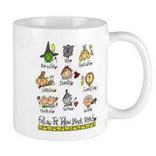 The Oz Gang Lefty Mug